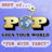 Logo for Pop Goes Your World compilation episode Fun with Yancy